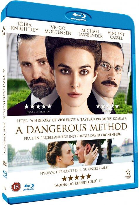 Image of   A Dangerous Method - Blu-Ray