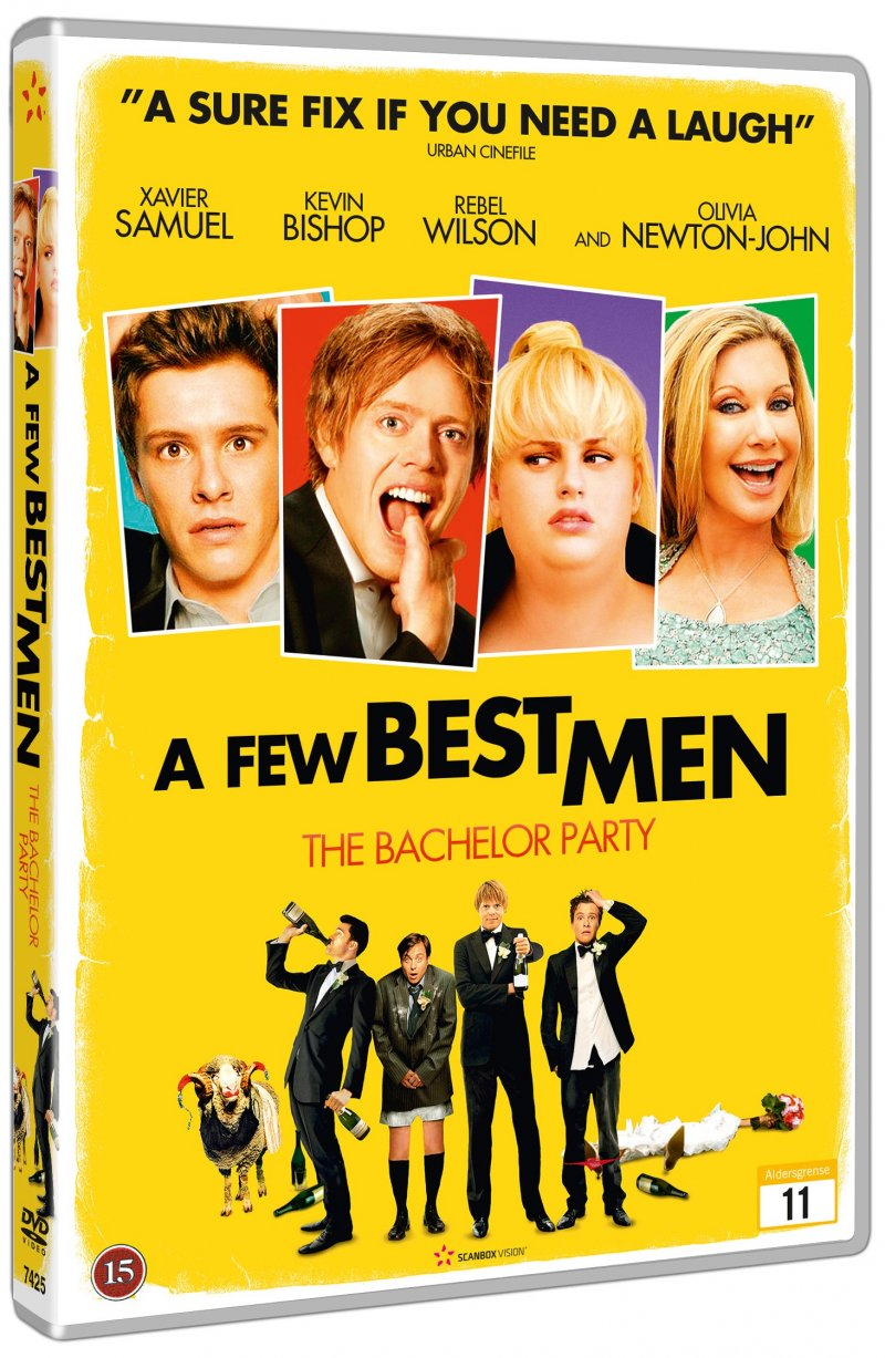 Image of   A Few Best Men - DVD - Film