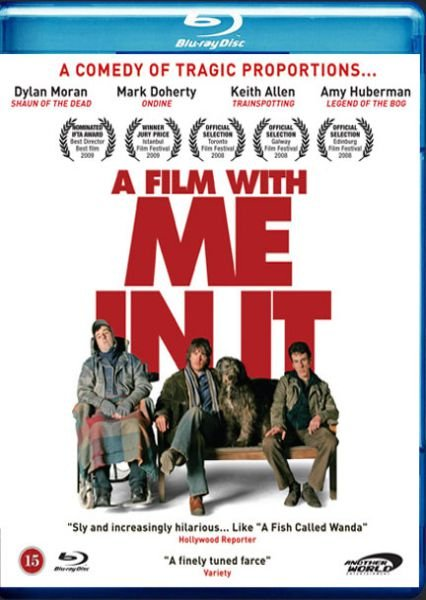 Image of   A Film With Me In It - Blu-Ray