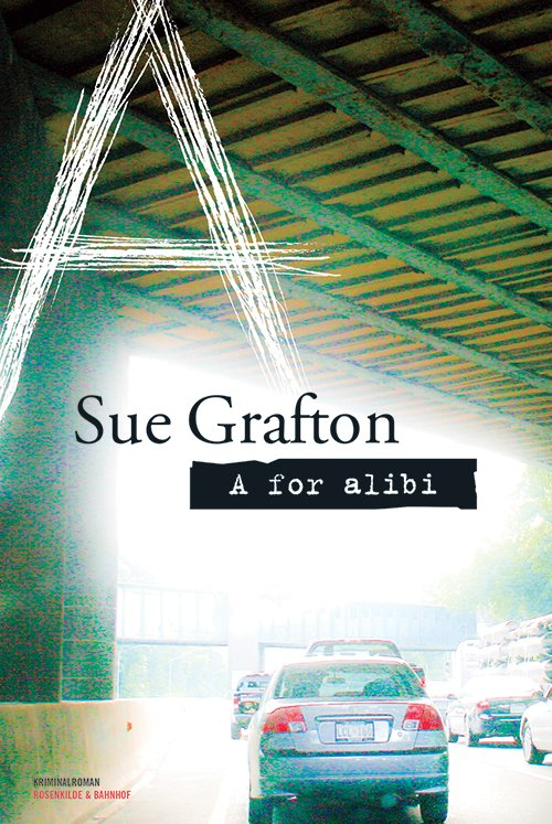 Image of   A For Alibi - Sue Grafton - Bog