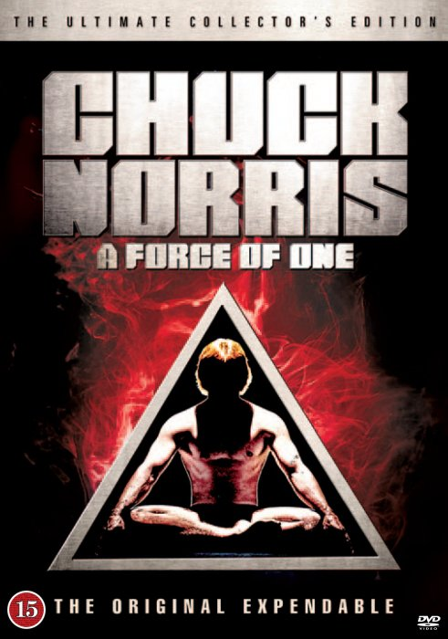Image of   A Force Of One - DVD - Film