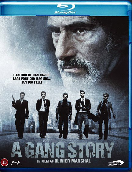 Image of   A Gang Story - Blu-Ray