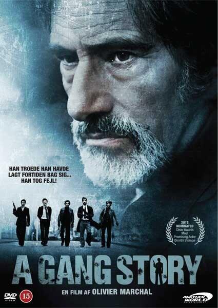 Image of   A Gang Story / Les Lyonnais - DVD - Film