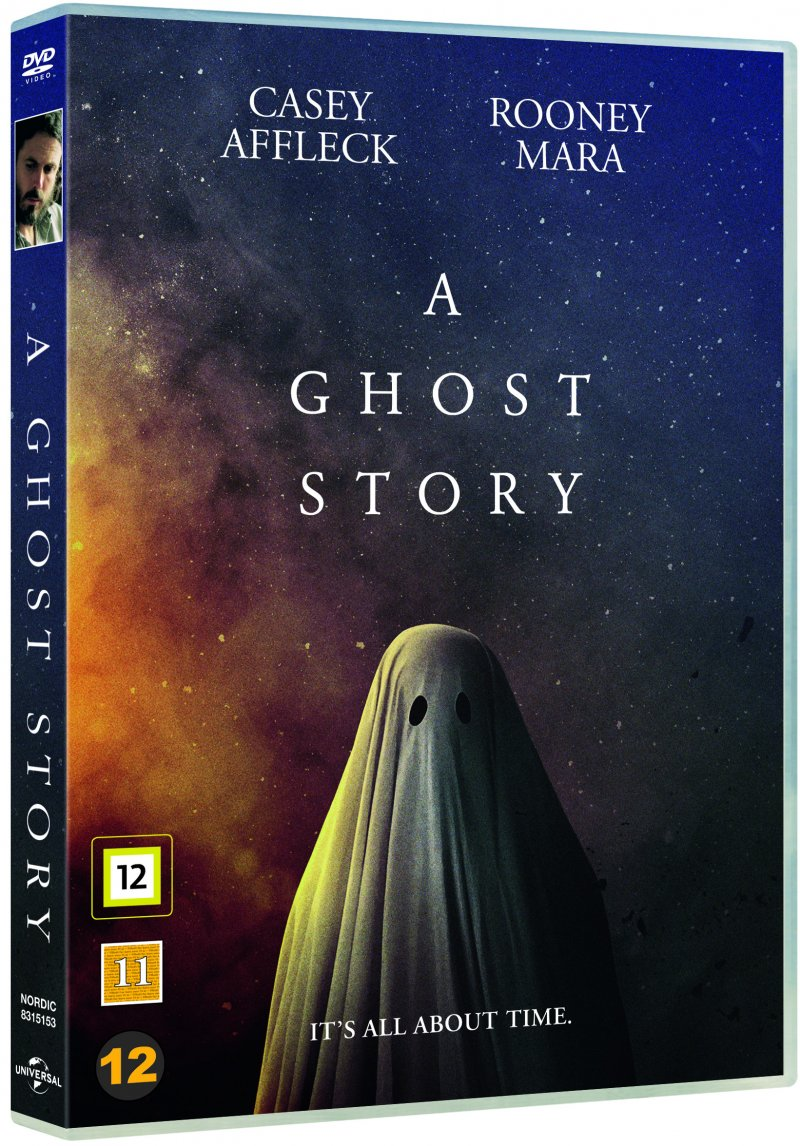 Image of   A Ghost Story - DVD - Film