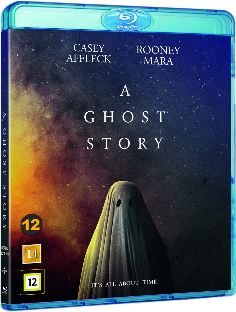 Image of   A Ghost Story - Blu-Ray