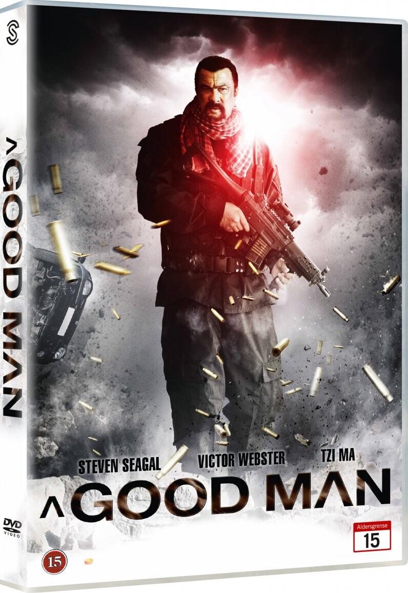 Image of   A Good Man - DVD - Film
