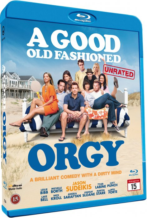 Image of   A Good Old Fashioned Orgy - Unrated - Blu-Ray