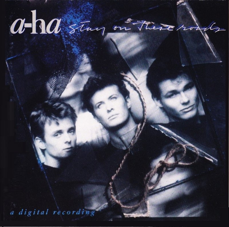 Image of   A-ha - Stay On These Roads - CD