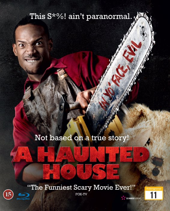 Image of   A Haunted House - Blu-Ray