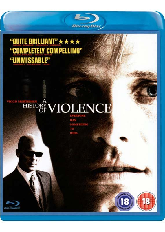 Image of   A History Of Violence - Blu-Ray