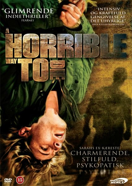 Image of   A Horrible Way To Die - DVD - Film