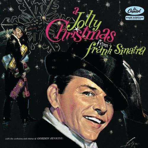 Image of   Frank Sinatra - A Jolly Christmas From Frank Sinatra - Vinyl / LP
