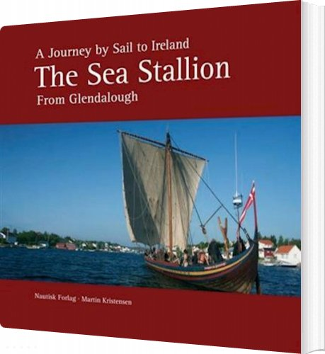 Image of   A Journey By Sail To Ireland - Martin Kristensen - Bog