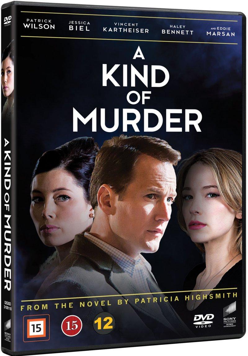 Image of   A Kind Of Murder - DVD - Film