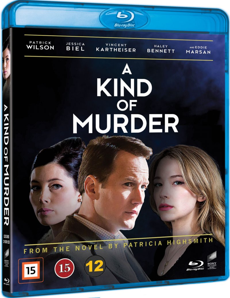 Image of   A Kind Of Murder - Blu-Ray