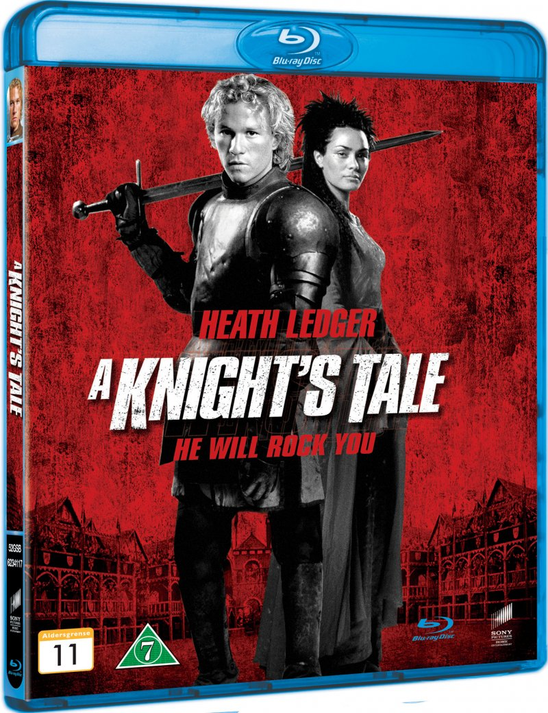 Image of   A Knights Tale - Blu-Ray