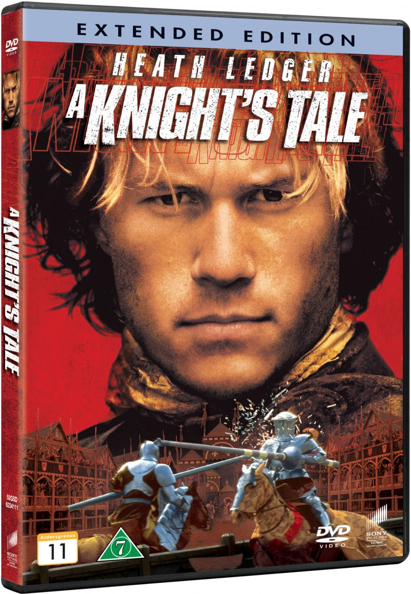 Image of   A Knights Tale - DVD - Film