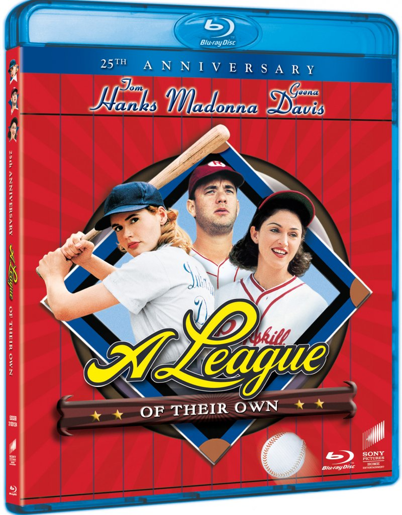 Image of   A League Of Their Own - 25th Anniversary Edition - Blu-Ray