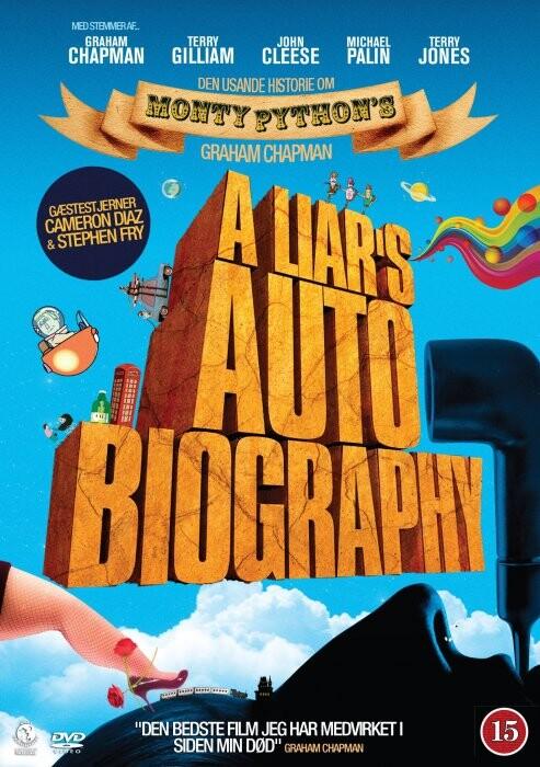 A Liars Autobiography - Monty Python - DVD - Film