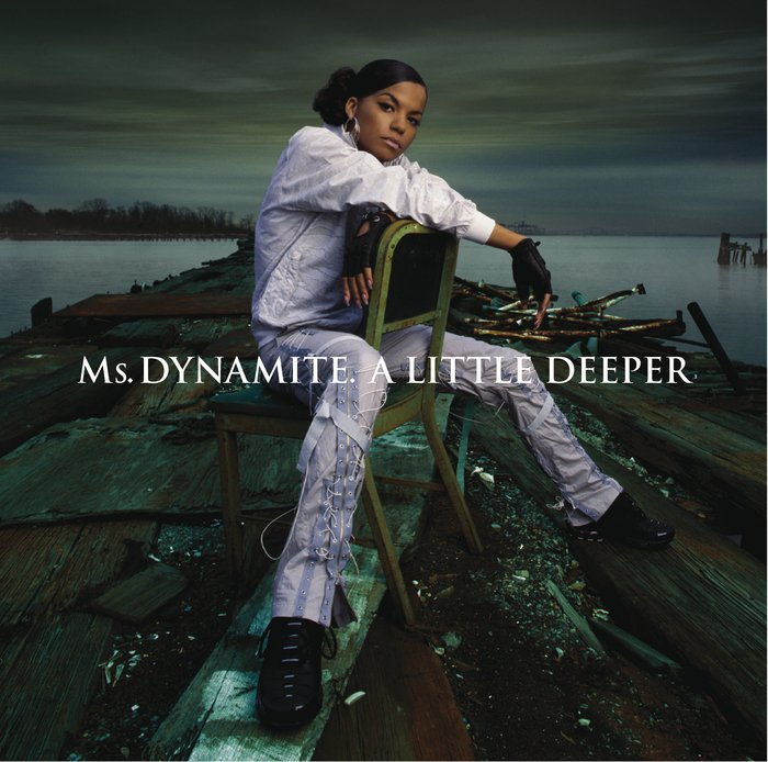 Image of   Ms. Dynamite - A Little Deeper - CD