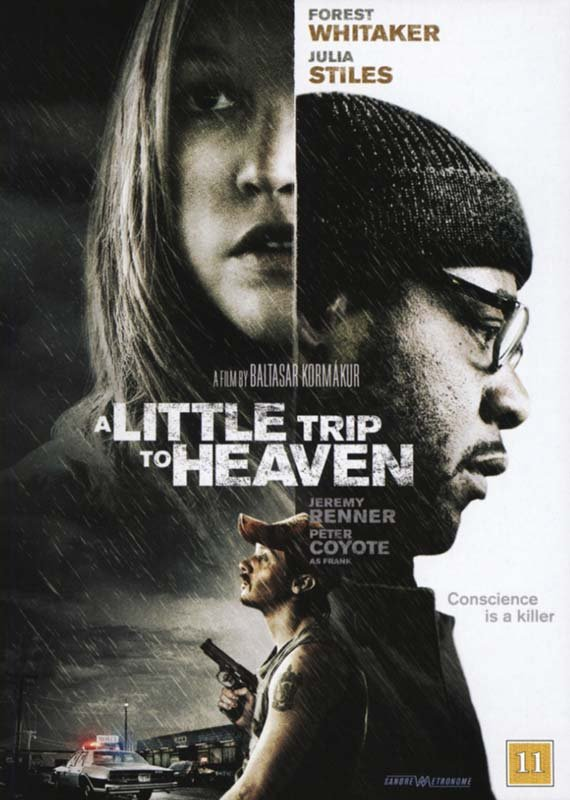 Image of   A Little Trip To Heaven - DVD - Film