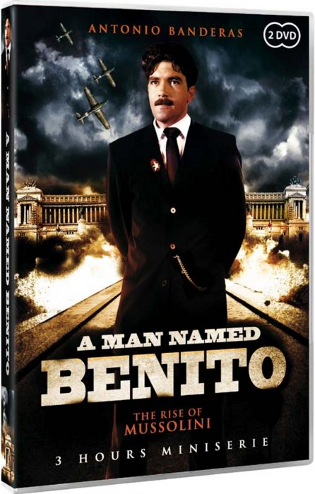 Image of   A Man Named Benito - DVD - Tv-serie
