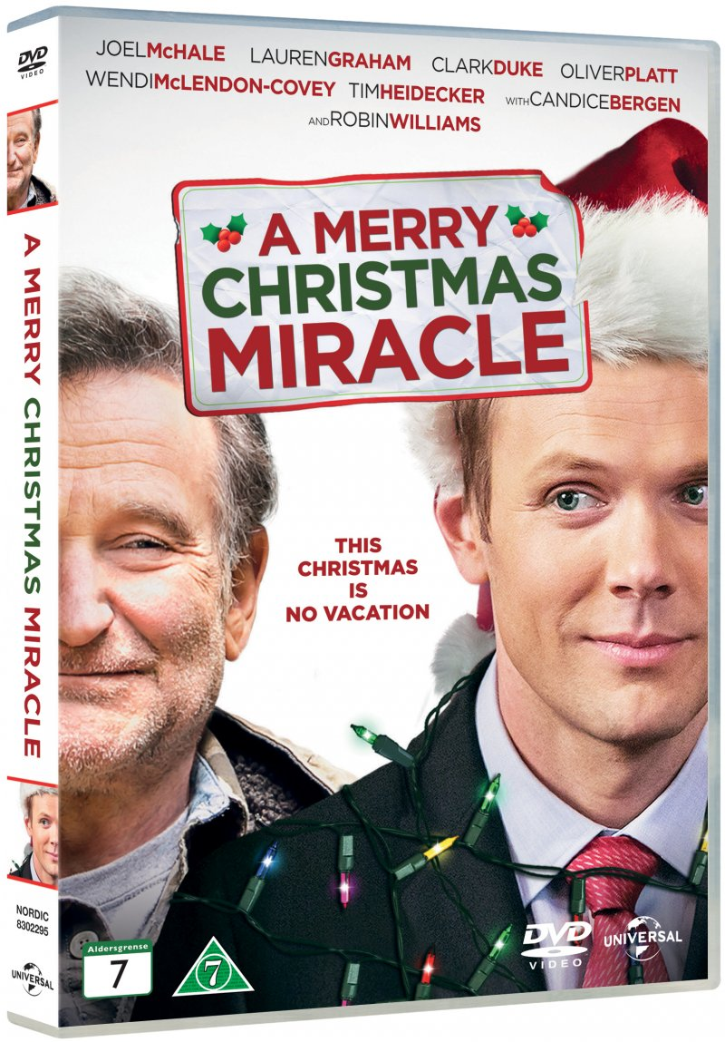Image of   A Merry Christmas Miracle / A Merry Friggin Christmas - DVD - Film