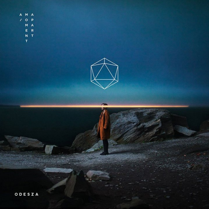 Image of   Odesza - A Moment Apart - CD