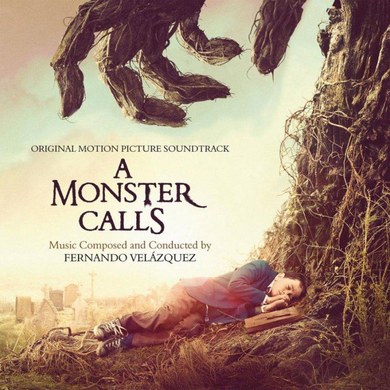 Image of   A Monster Calls Soundtrack - Vinyl / LP