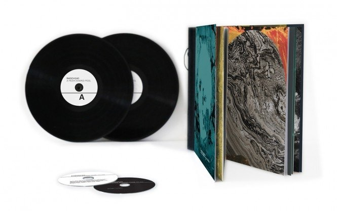 Radiohead - A Moon Shaped Pool - Super Deluxe Edition - Vinyl / LP