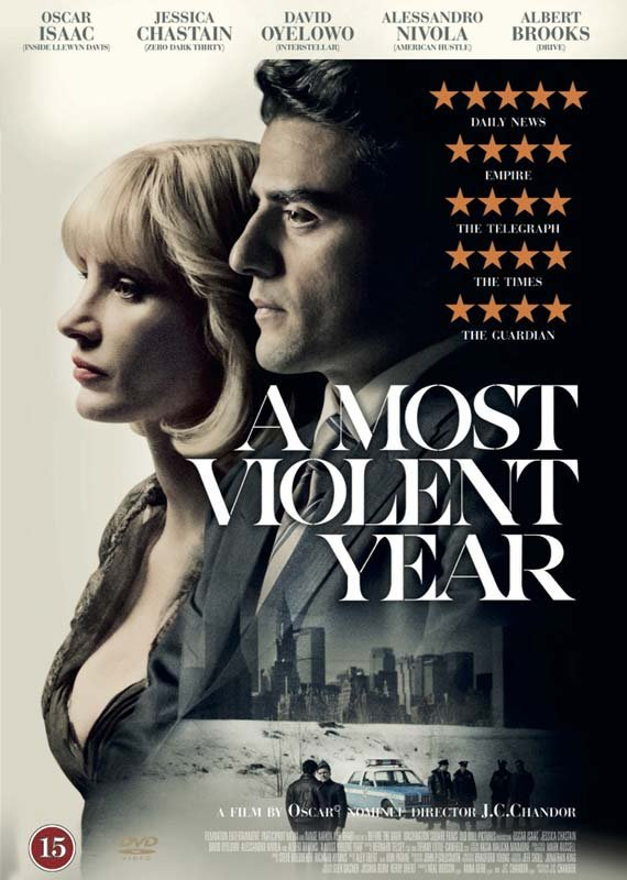 Image of   A Most Violent Year - DVD - Film