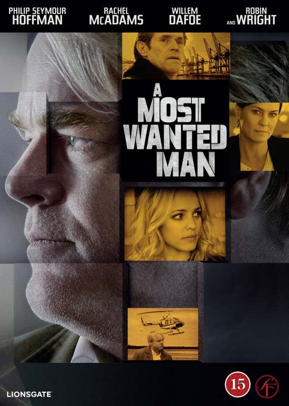 Image of   A Most Wanted Man - DVD - Film