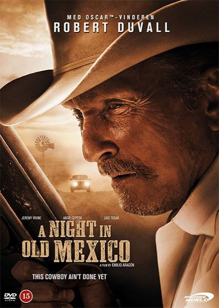 Billede af A Night In Old Mexico - DVD - Film