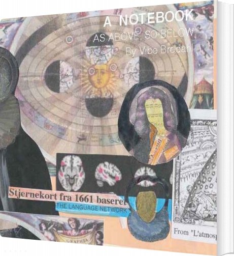 Image of   A Notebook - Vibe Bredahl - Bog