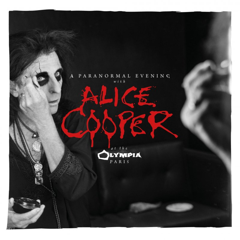 Image of   Alice Cooper - A Paranormal Evening At The Olympia Paris - CD