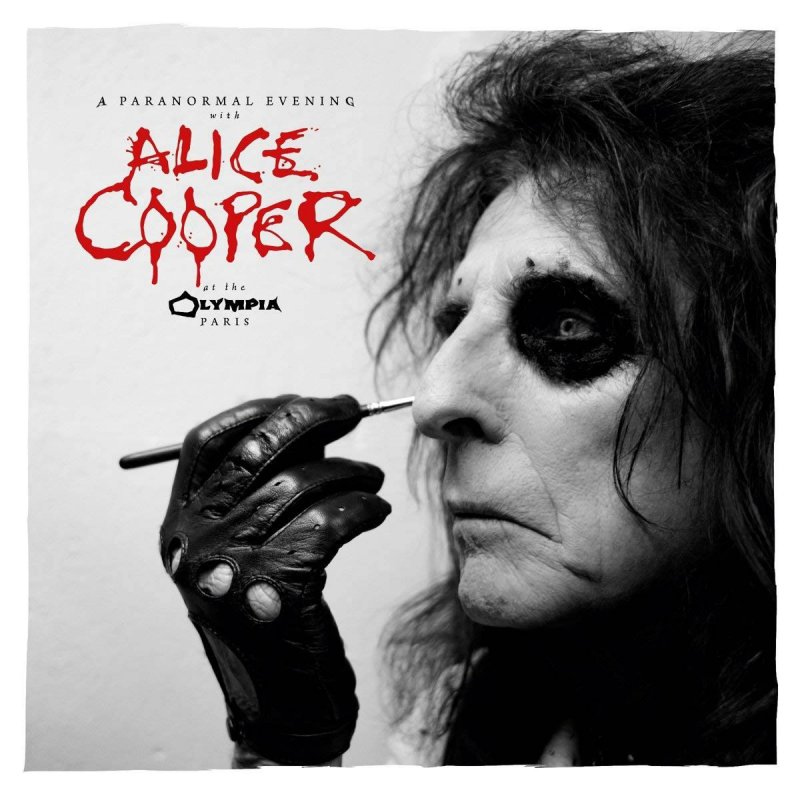 Image of   Alice Cooper - A Paranormal Evening At The Olympia - Vinyl / LP