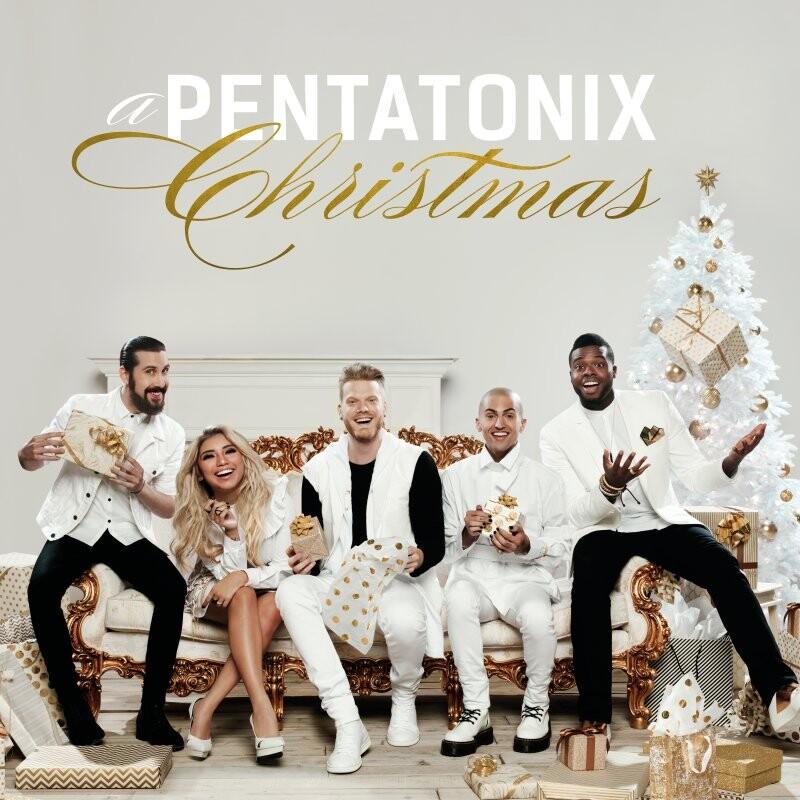 Image of   Pentatonix - A Pentatonix Christmas - CD