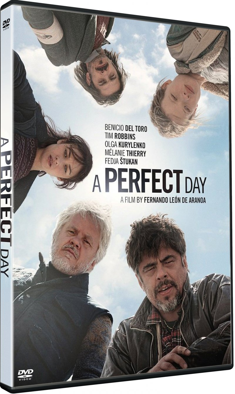 Image of   A Perfect Day - DVD - Film