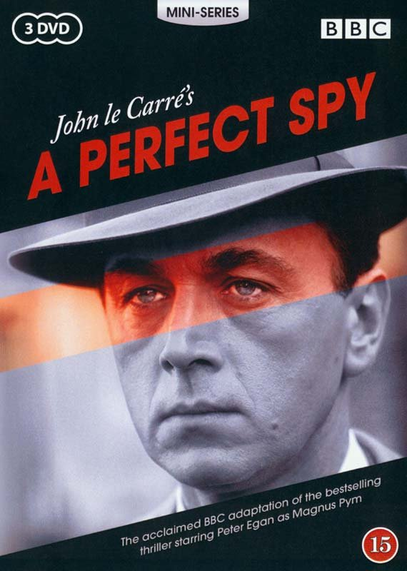 Image of   A Perfect Spy / En Perfekt Spion - 1987 - Bbc - DVD - Tv-serie