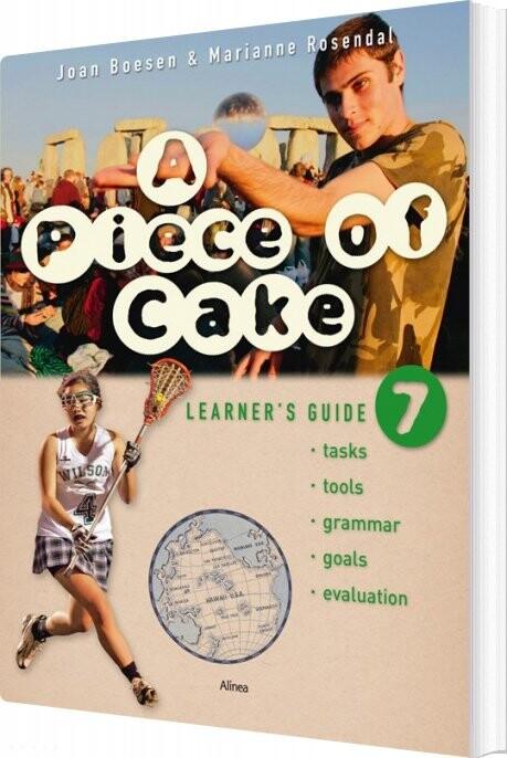 Billede af A Piece Of Cake 7, Learners Guide - Joan Boesen - Bog