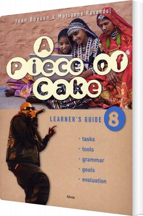 Billede af A Piece Of Cake 8, Learners Guide - Joan Boesen - Bog