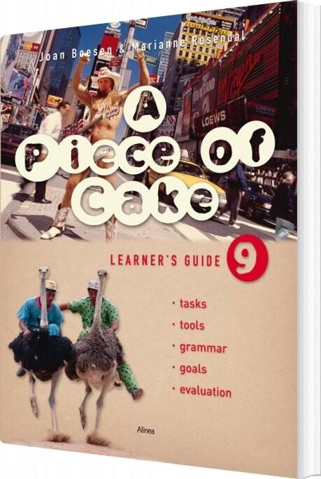 Billede af A Piece Of Cake 9, Learner´s Guide - Joan Boesen - Bog