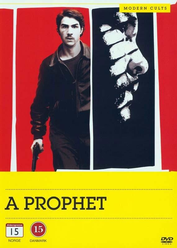 Image of   Profeten / A Prophet - Film - DVD - Film
