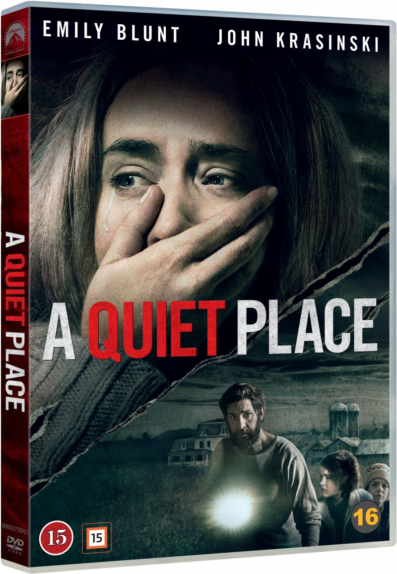 Image of   A Quiet Place - DVD - Film