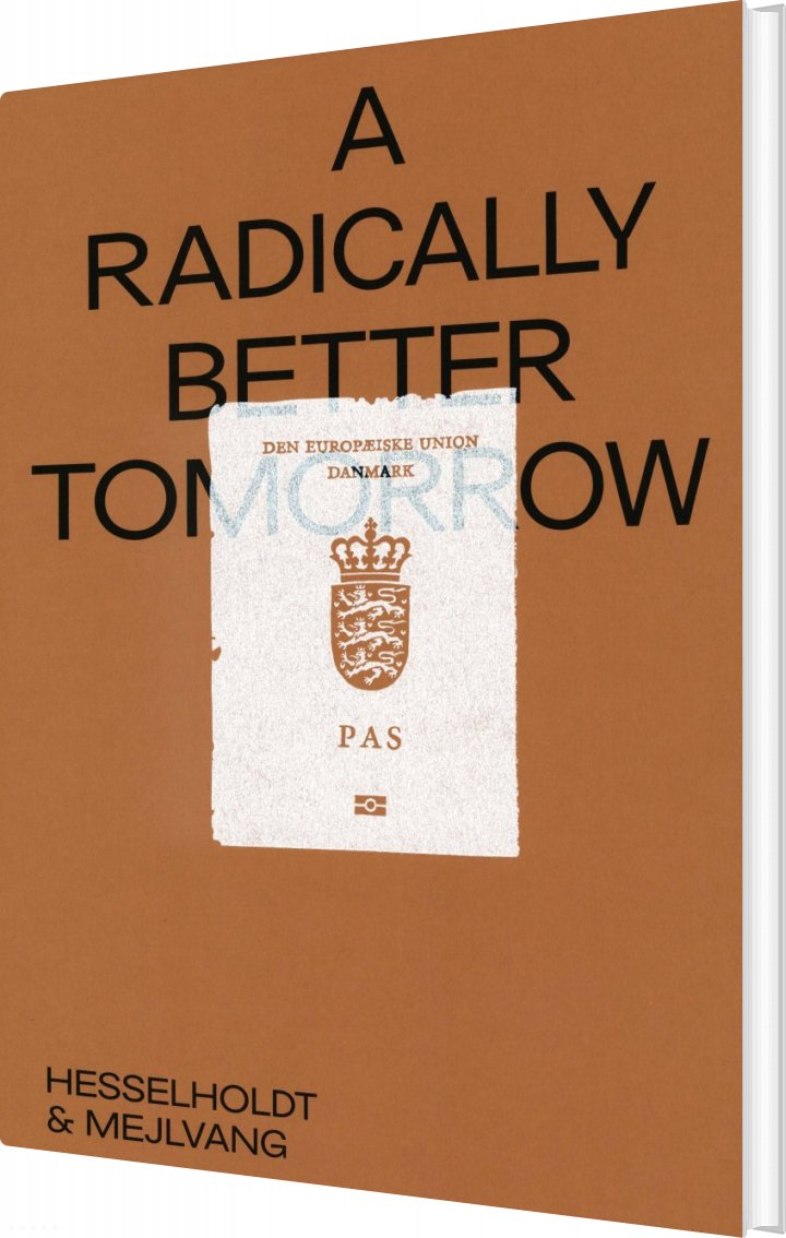 Image of   A Radically Better Tomorrow - Shwetal A. Patel - Bog