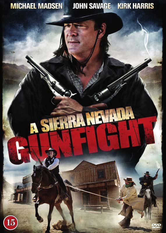 Image of   The Sorrow / A Sierra Nevada Gunfight - DVD - Film