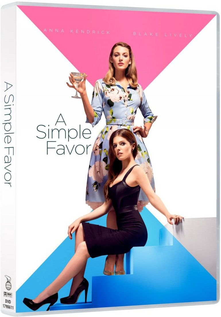 Image of   A Simple Favor - DVD - Film