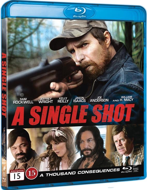 Image of   A Single Shot - Blu-Ray