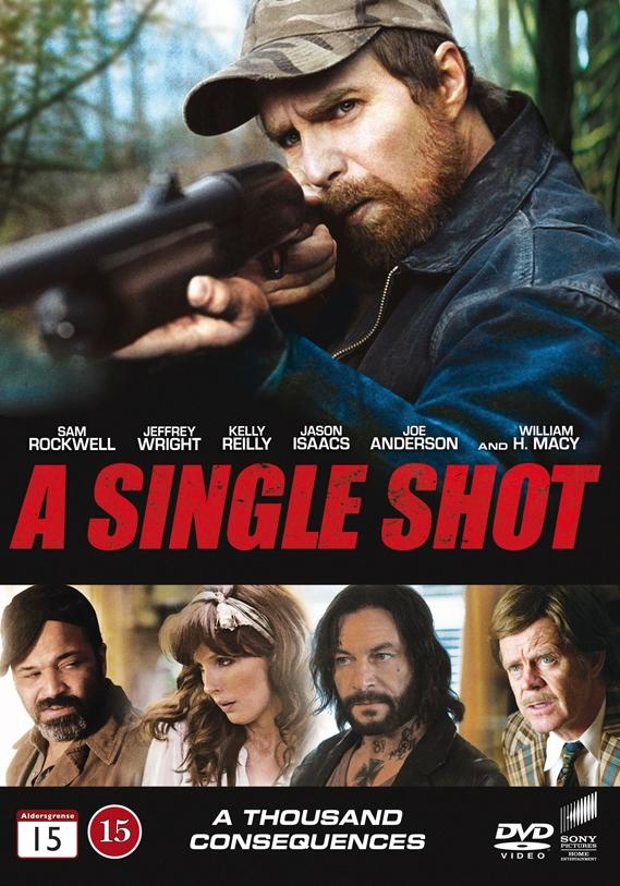 Image of   A Single Shot - DVD - Film