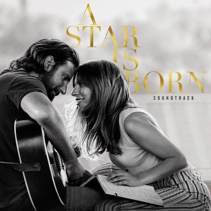 Image of   Lady Gaga Og Bradley Cooper - A Star Is Born Soundtrack - CD